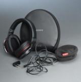 Sony. hovedtelefoner 'MDR-10RNC', noisecancelling