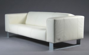 Basix By Rolf Benz Three Seater Sofa Lauritzcom