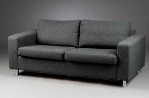 bolia sovesofa Bolia sovesofa model 'Milano' med betræk af koksgrå uld | Lauritz.com bolia sovesofa