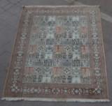Persischer Mesched Teppich, Seide