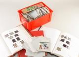 Samling baltiske frimærker (4)