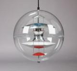 Verner Panton, Takpendel, VP-Globe, Ø 40 cm