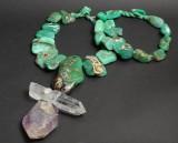 Gerda Lynggaard, Monies - Unique necklaces