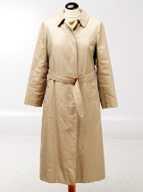 Burberry tenchcoat dam