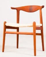 Hans J. Wegner, stol, model PP505 Kohornstolen fremstillet hos PP Møbler