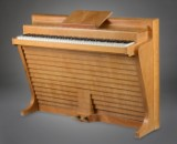 Poul Henningsen. Mahogany pianette, produced by Andreas Christensen