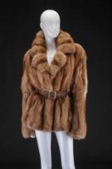 Sable fur, size 40 / 42