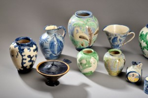 humlebæk keramik Samling af Humlebæk keramik. (11) | Lauritz.com humlebæk keramik
