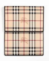 Burberry. iPad sleeve