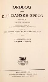Ordbog over det danske sprog (27)