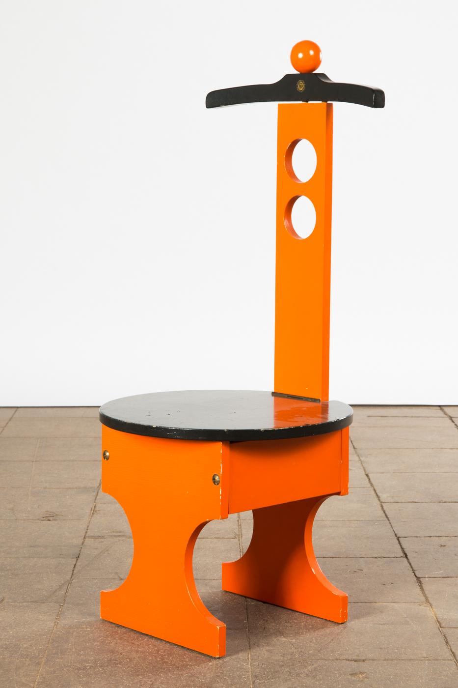 Wunderschön Stuhl Holz Beste Wahl Fratelli Reguitti, / Kinderstuhl, Holz, Entwurf 1955