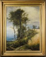 Carl Frederik Aagaard, landskab