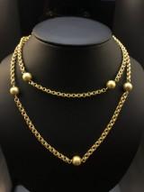 A necklace, 1960s