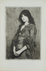 Etsning efter Luke Fildes