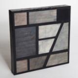 Enrique Mestre, Wandplastik, Keramik