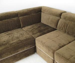 Ware 3273497 sitzlandschaft sofa elemente der 1970 80 for Sitzlandschaft sofa