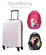 3 børnetasker fra CarrieAlong - Til fordel for Ungdommens Røde Kors