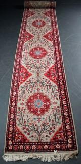 Persisk løber 616 x 95 cm.