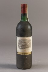 1 fl. 1972 Chateau Lafite Rothschild, 1. Cru Classe .