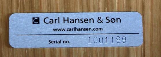 Tadao Ando Dream Chair | Carl Hansen & Son | Palette
