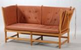 Børge Mogensen. Spoke Back sofa, model 1789