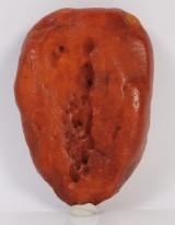 Danish amber chunk, unpolished, weight 269 g