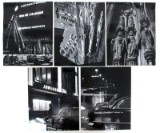Ludwig Windstosser (1921-1983), series of urban photographs (5)