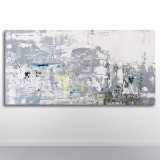Sky Dweller, akrylmaleri, 'White Fog'