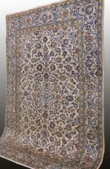 Matta, ljus Keshan, Persien, 345 x 242