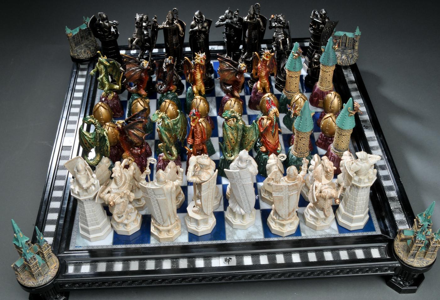 harry potter skakspil