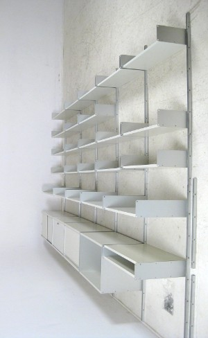 dieter rams shelving system model 606 for vitsoe 42 this lot has been put up for resale. Black Bedroom Furniture Sets. Home Design Ideas