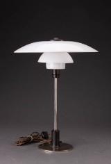 Poul Henningsen.  PH 3½/2 table lamp, 1930's-1940's