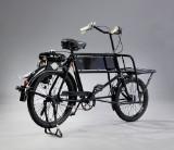 Vintage BFC 'Røvskubber' moped, 1951
