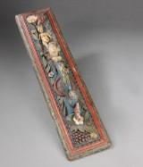 Rural mermaid mangle board, year 1800