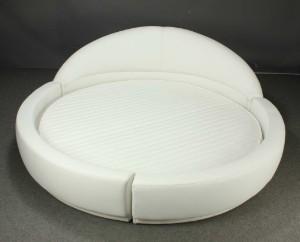 seng 220x220 Rund seng, str. 220 x 220 cm, | Lauritz.com seng 220x220