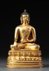 Buddha Sakyamuni, Mongolei, 20. Jh.
