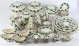 Wedgwood, Napoleon, Ivy, coffee and dinner service, faience (90)