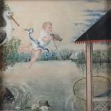 Johan August Westerberg, akvarell på papper