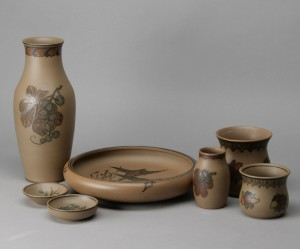 keramik hjorth L. Hjorth keramik (7) | Lauritz.com keramik hjorth