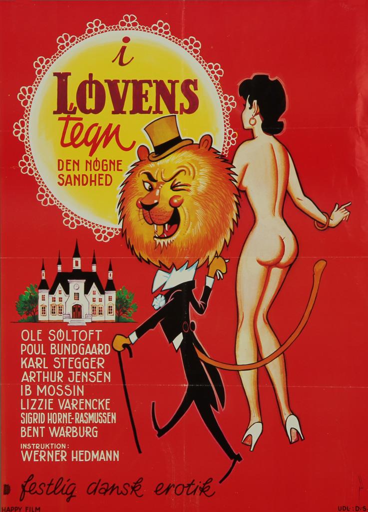 Pornofilm plakater