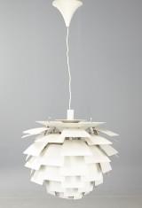 Poul Henningsen, Louis Poulsen, pendant lamp, PH Artichoke, diameter 72 cm