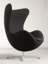 Arne Jacobsen. Lounge chair, model 3316, The Egg