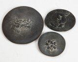 Heide Dobberkau, Medaillen, Bronze (3)