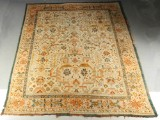 Hand-knotted carpet, Anatolian, Ushak, 510x414 cm