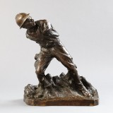 Ion Dimitriu-Barlad brons