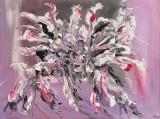 Edda Bonde. Abstrakt komposition