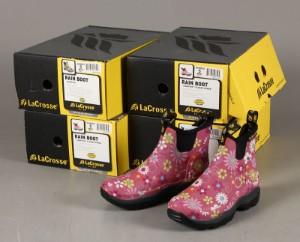 b5266056 Slutpris för LaCrosse dame gummistøvler. Str. 5
