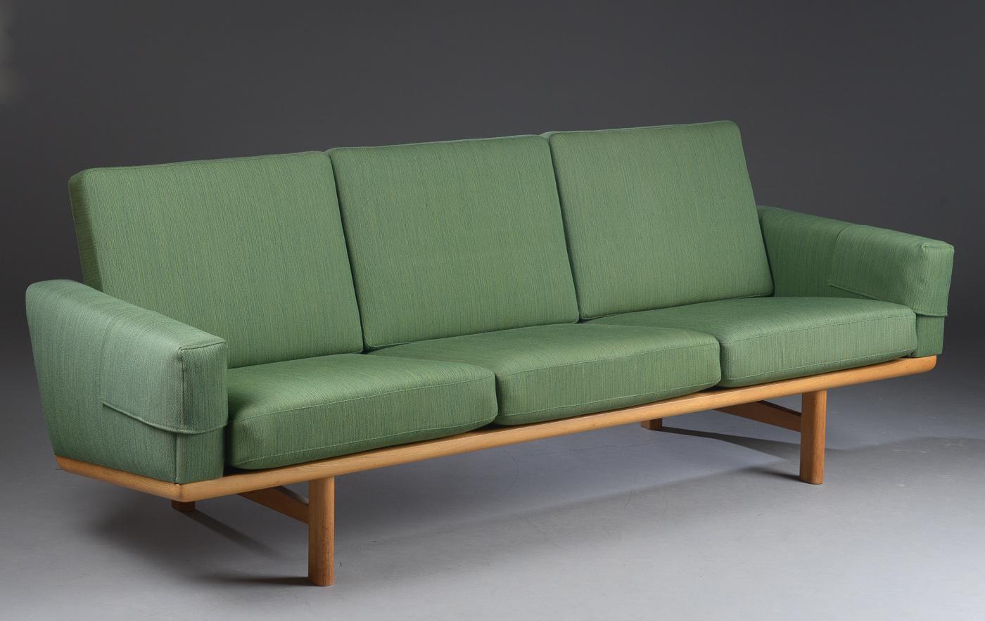3 personers sofa læder