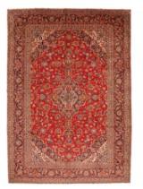 Persisk handknuten matta Kashan, 420x305 cm