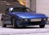 Porsche 924 2.0, 1978, 125,000 km, vehicle inspection test (Denmark) - Special Danish number plate SV 24924